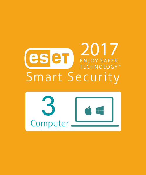 ESET Smart Security 3 PC