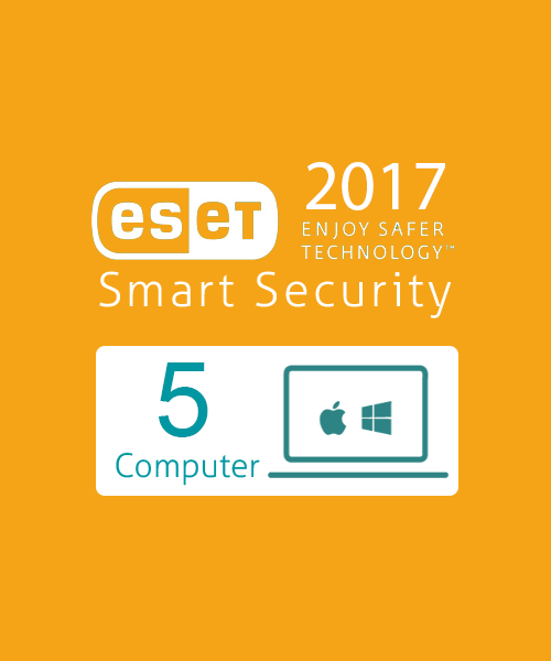 ESET Smart Security 5 PC