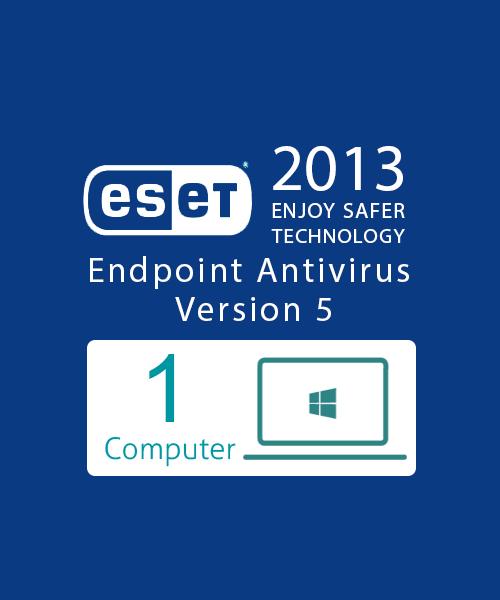 ESET Endpoint Antivirus ver5